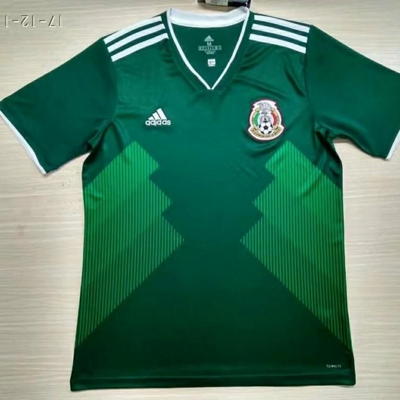 04c330c11ca MEXICO Soccer Jersey World Cup 2018 Edition